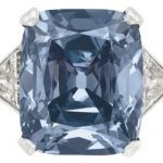 8.08 Carat Blue Diamond Sells For $18 million